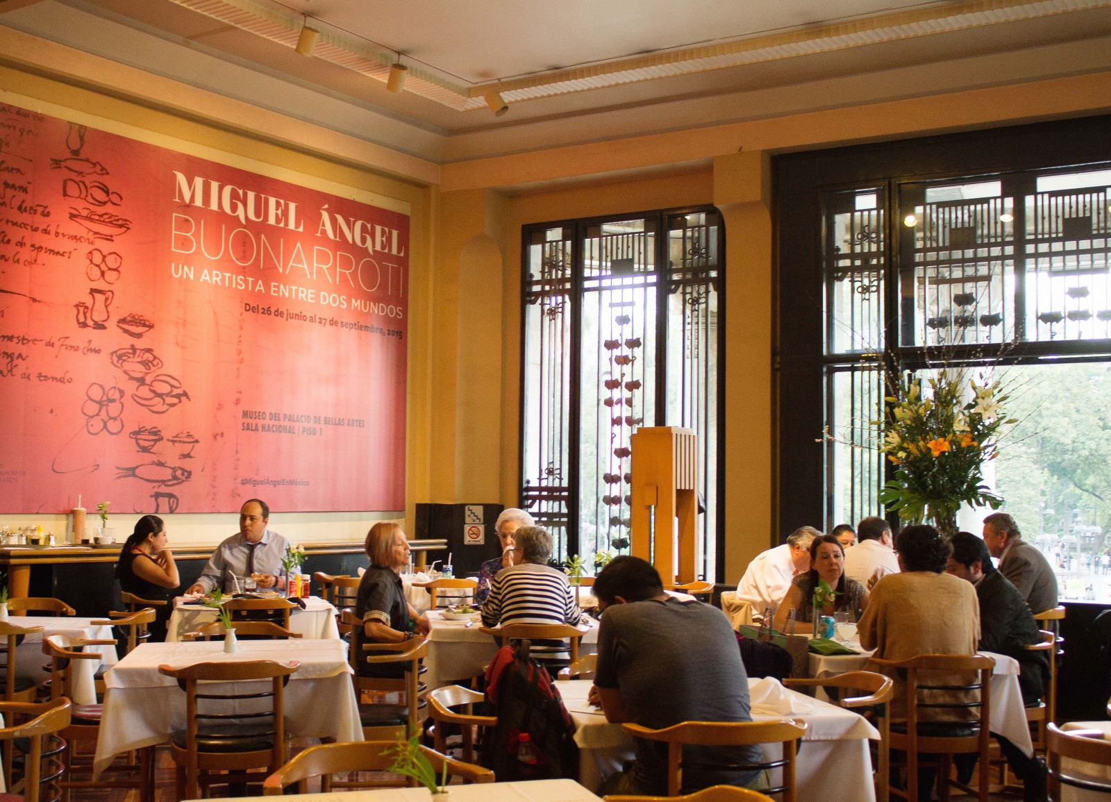 Rulfo un brunch de placeres inagotables t y noticias for La casa encendida restaurante madrid